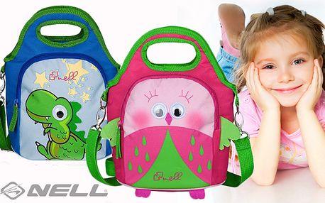 Dětské batůžky pro holky i kluky