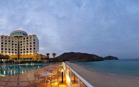 Hotel OCEANIC KHORFAKKAN RESORT & SPA, Spojené arabské emiráty, letecky, polopenze