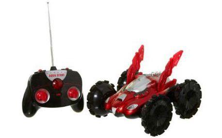 Vánoční Hit: RC Aqua Stunt Car pro malého nezbedníka!