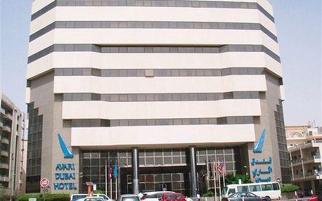 Hotel AVARI DUBAI, Spojené arabské emiráty, letecky, polopenze