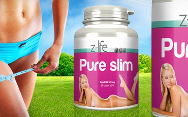Pure Slim: speciální směs čistě přírodních extraktů pro zdravé hubnutí!