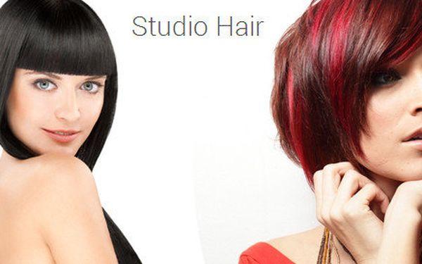 Dámské stříhání ve Studiu Hair pro všechny délky vlasů