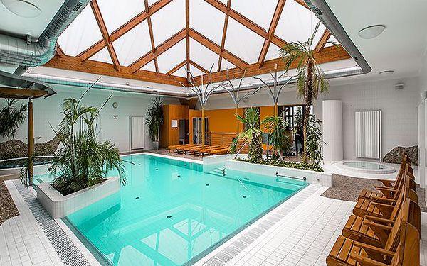 3denní nebo 5denní wellness pobyt s polopenzí pro dva ve Znojmě v hotelu Prestige****