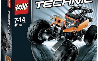 LEGO TECHNIC 42001 Mini terénní vůz