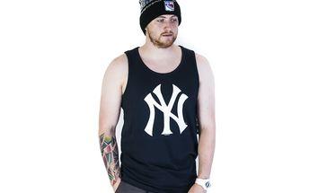 Tílko 47 Brand Sure Shot Till Dawn New York Yankees Fall Navy