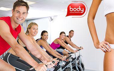 55 minut Schwinn Cyclingu v Body Revolution