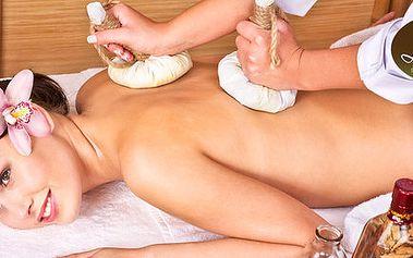 Thajská královská, tradiční či Aloe Vera masáž