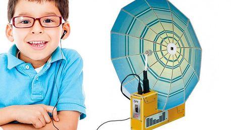 Elektronická stavebnice pro děti – Odposlouchávací zařízení Boffin Junior