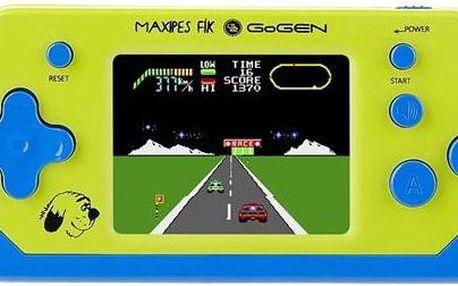 Gogen Herní konzole 2,5´´ LCD displej - 80 her zelená