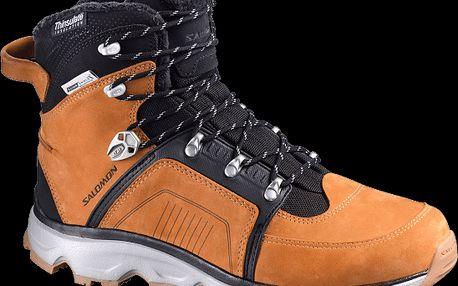 Sportovní, teplé zimní boty pro muže Salomon Switch 2 TS CS WP