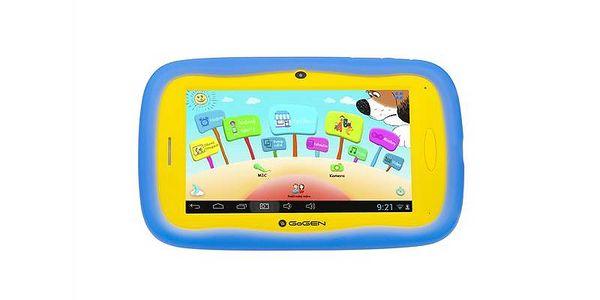 Dotykový tablet GoGEN Maxipes Fík MAXPAD 7 B modrý