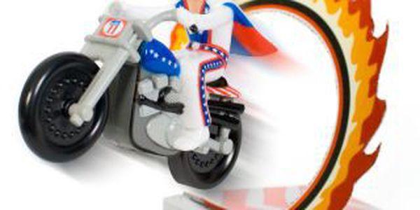 Evil Knievel - král motocyklových kaskadérů!