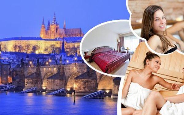 3 denní romantický wellness pobyt v luxusním 4* Hotelu Modrá Stodola v Praze se vstupem do privátního wellness centra – whirlpool, finská nebo bylinná sauna, možnost masáže. Navíc po večeři skvělý dessert! Prodloužený check-out!