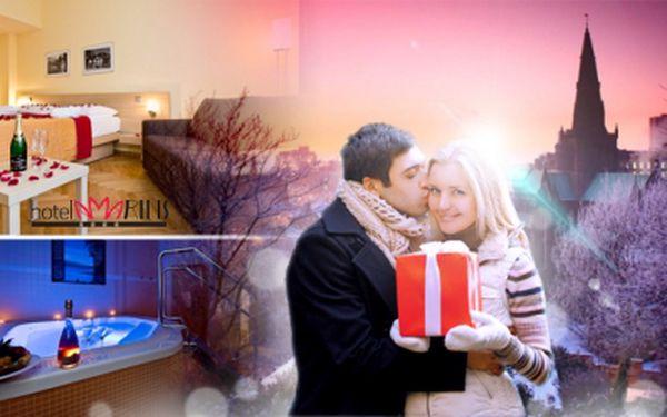 Pobyt pro 2 na 3 dny v luxusním 4* hotelu Amarilis! Romantika! Plno dobrého jídla, pití a welness!