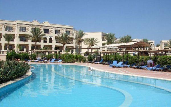 Egypt, oblast Marsa Alam, letecky, all Inclusive, ubytování v 5* hotelu na 8 dní