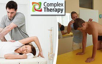 Komplexní rehabilitace s profesionálním fyzioterapeutem