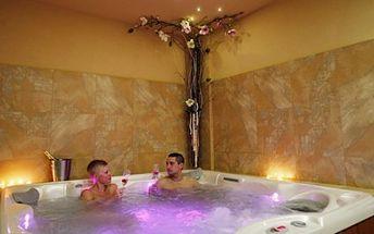 Vysočina u Litomyšle s polopenzí a bohatým wellness + dítě do 12 let zdarma