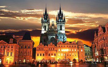 Až 5denní pobyt v hotelu Voyage***+ v Praze pro 2 osoby se snídaněmi