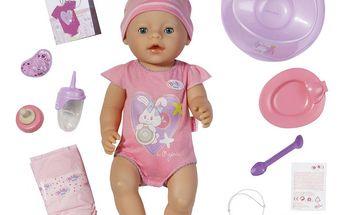 BABY born 819197 - Interaktivní BABY born®, panenka 43 cm