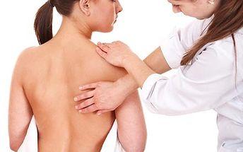 Plnohodnotná fyzioterapeutická péče z rukou diplom...