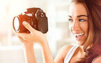 Dvoudenní kurz fotografování pro pokročilé s wellness