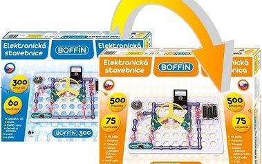 Rozšiřující set pro stavebnici Boffin 300