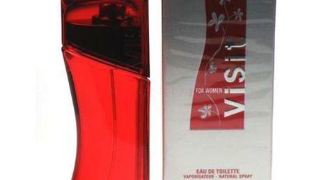 Toaletní voda Azzaro Visit pro ženy