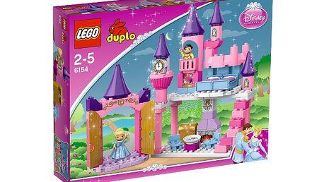 Popelčin zámek LEGO DUPLO Princezny 6154