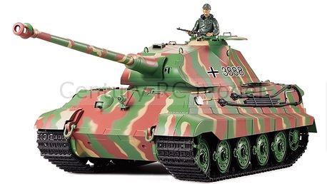 RC tank HengLong Německý KING TIGER