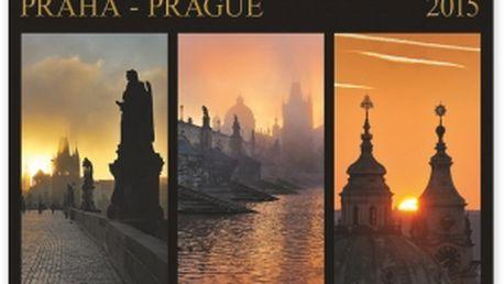 Praha Exclusive, kalendář 2015, 48 x 33 cm