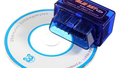 Autodiagnostika bluetooth ELM 327 V 1,5 OBD2