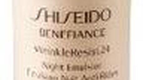 Pleťové sérum, emulze Shiseido BENEFIANCE Wrinkle Resist 24 Night Emulsion