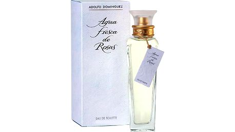 Toaletní voda Adolfo Dominguez Agua Fresca de Rosa pro ženy