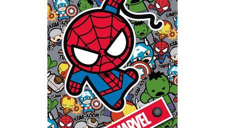 Chlapecká fleecová deka (100x150cm) - Marvel
