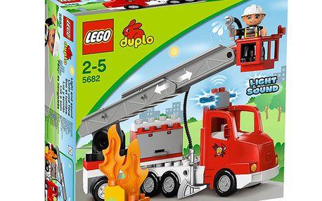 Stavebnice LEGO DUPLO 5682 Hasičské auto