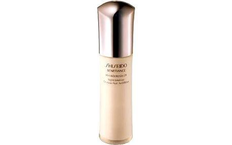 Pleťové sérum, emulze Shiseido BENEFIANCE Wrinkle Resist 24 Night Emulsion