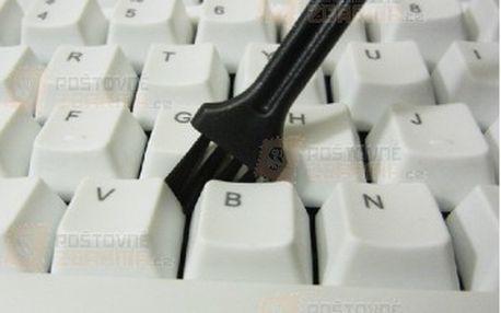 Štětec na čištění klávesnice a poštovné ZDARMA s dodáním do 3 dnů! - 9999915763
