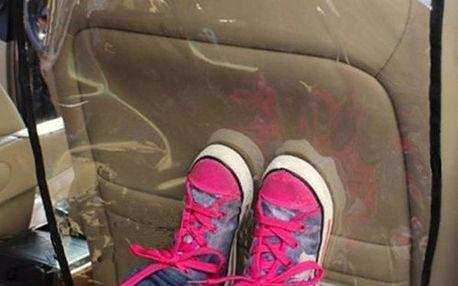 Ochrana předního sedadla - 2 barvy