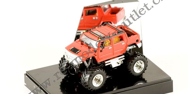 RC auto mini Hummer H2 2008D na dálkové ovládání