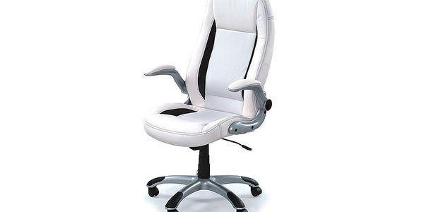 Kancelářské křeslo Saturn (bílá)