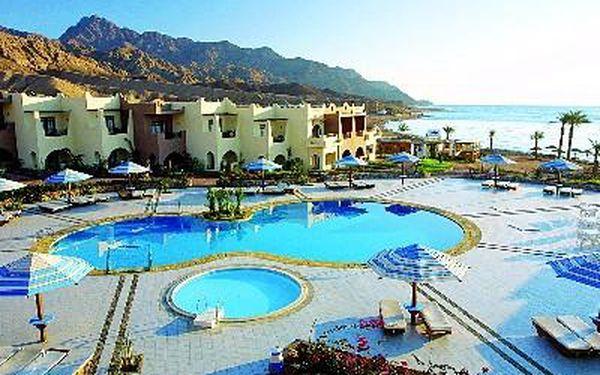 TROPITEL DAHAB HB, Sharm El Sheikh, Egypt, letecky, polopenze