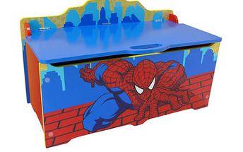Úložná truhla s motivem Spiderman