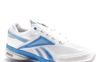 Dámské modro-bílé tenisky Reebok