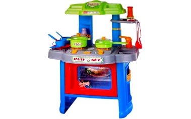 KidsHome Kuchyňka se zvuky a světlem