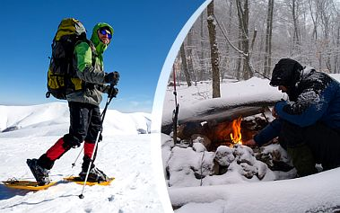 2denní kurz přežití na sněhu