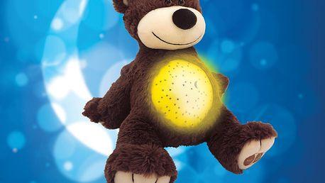 MaDe - Medvídek - projektor s ukolébavkou