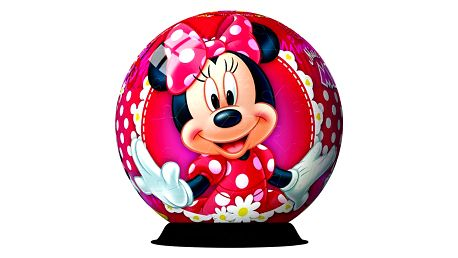Minnie Mouse Puzzleball 72d (Ravensburger 12139)