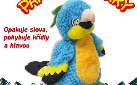MaDe - Papoušek Lorry, opakující