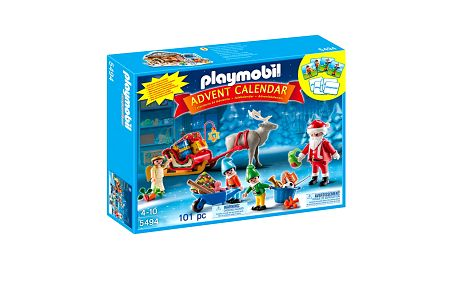 Playmobil 5494 - Adventní kalendář & Balení dárků
