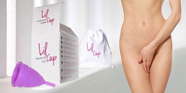 Menstruační kalíšek LilCup - pečujte o své zdraví!